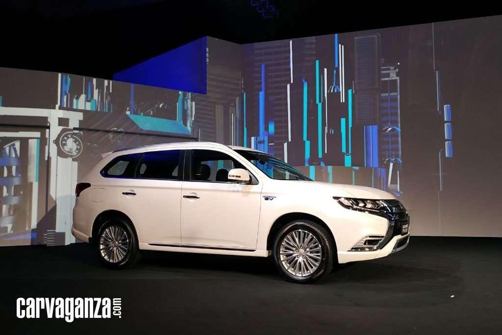 Mitsubishi Outlander PHEV Perluas Pasar di ASEAN, Kini Hadir di Filipina