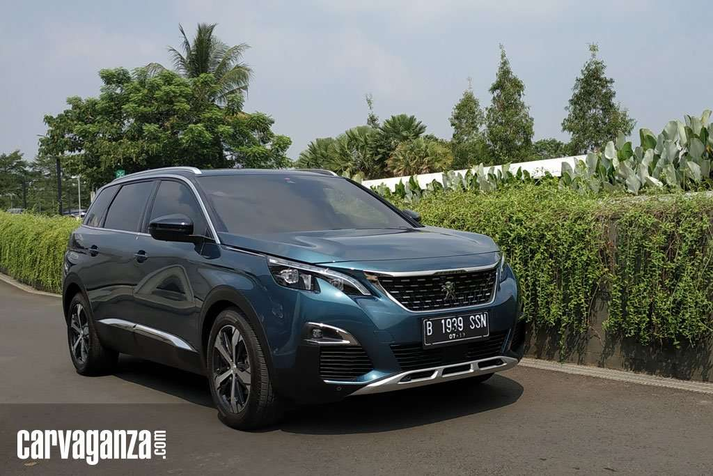 REVIEW: Peugeot New 5008, Good Looking SUV
