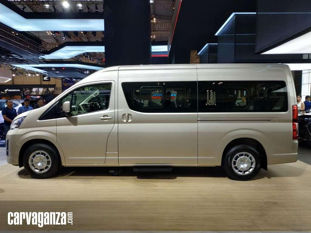 Toyota Hiace Premio Makin Mewah Dan Premium Carvaganza Com