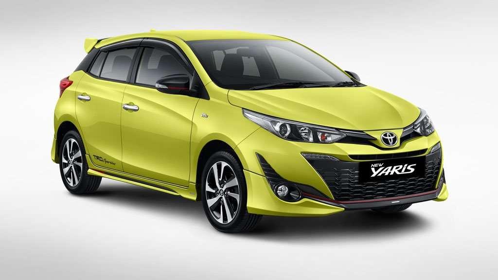 Toyota New Yaris, Si Mungil yang Sporty dan Fun to Drive
