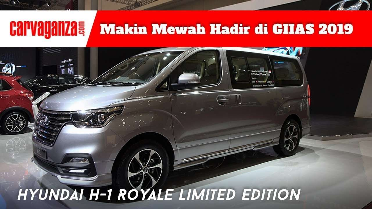 VIDEO: Review Hyundai H-1 Royale Limited Edition yang Makin Mewah