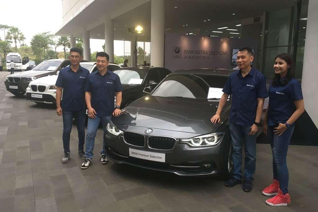 BMW Astra Tambah Dealer Mobil Bekas di Serpong