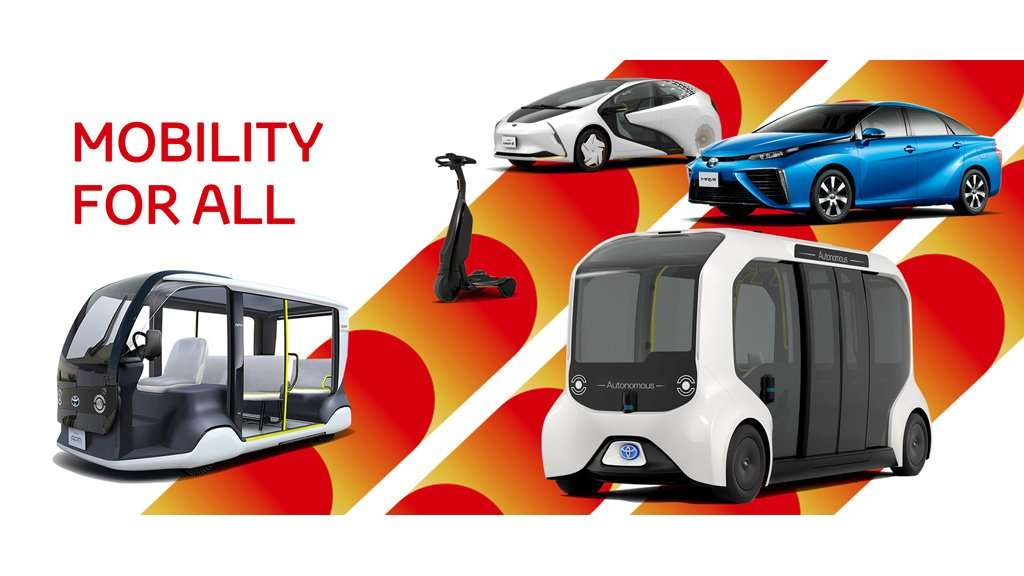 Toyota Siapkan Mobil Listrik Khusus Olimpiade Tokyo 2020