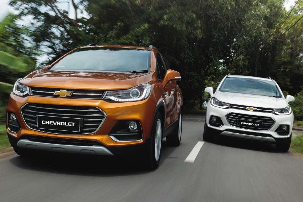 Ini Kelebihan-Kelebihan Chevrolet Trax Dibanding Yang Lain