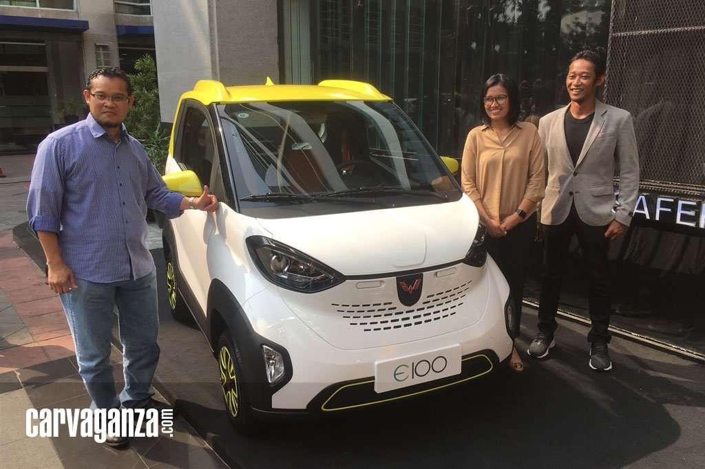 Wuling akan Pamer 2 Mobil Listrik di IEMS 2019