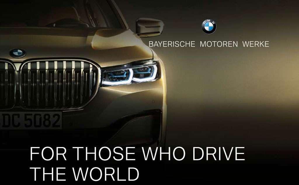 BMW Seri 7 Facelift Siap Meluncur di Indonesia Pekan Ini