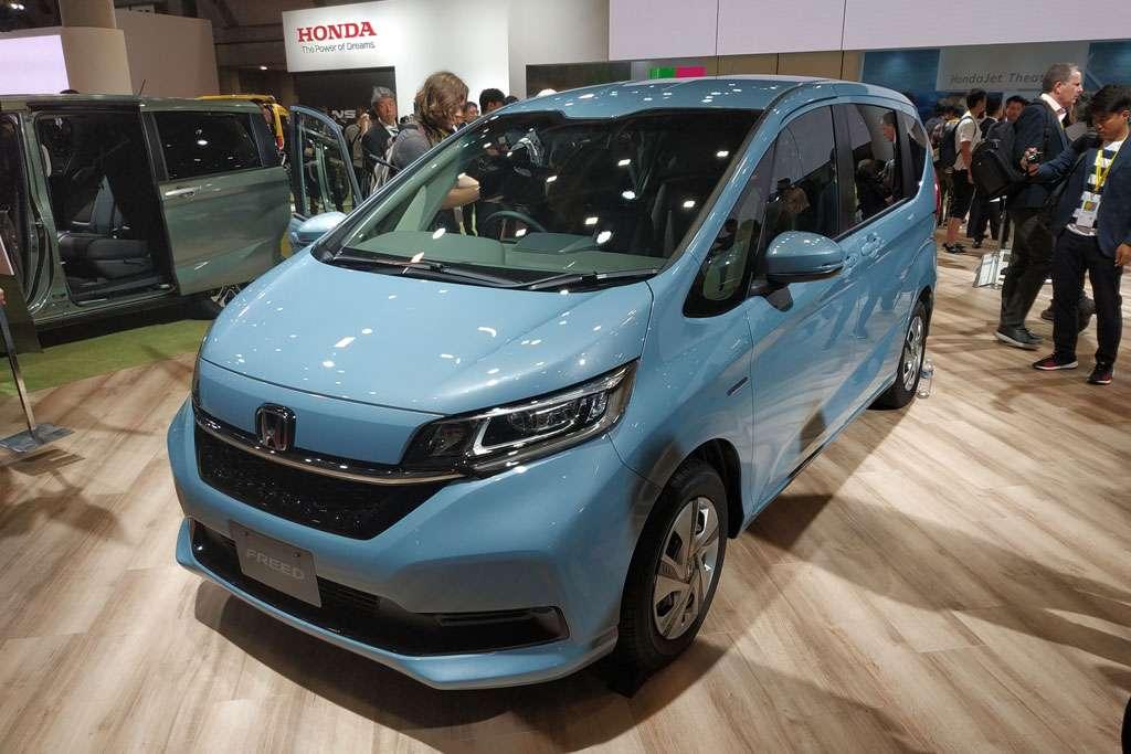 Tak Menjanjikan, Honda Takkan Pasarkan Freed Baru di Indonesia