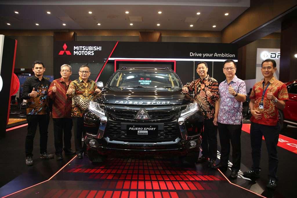 Mitsubishi Pajero Sport Edisi Khusus Diperkenalkan di GIIAS Medan 2019
