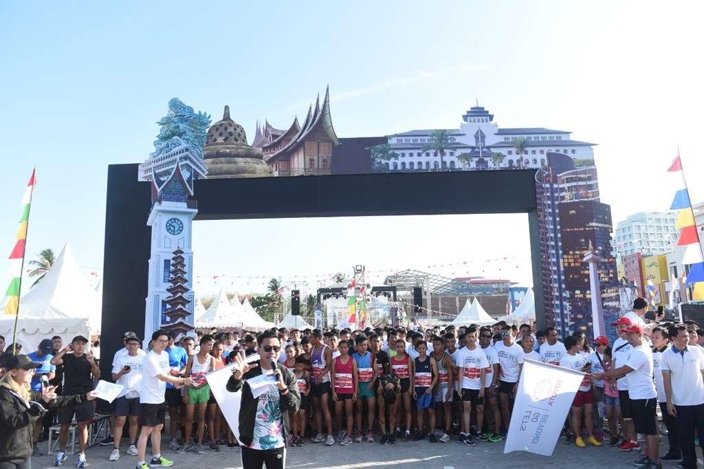 Festival Avanza-Veloz Sebangsa Tularkan Gaya Hidup Sehat di Manado