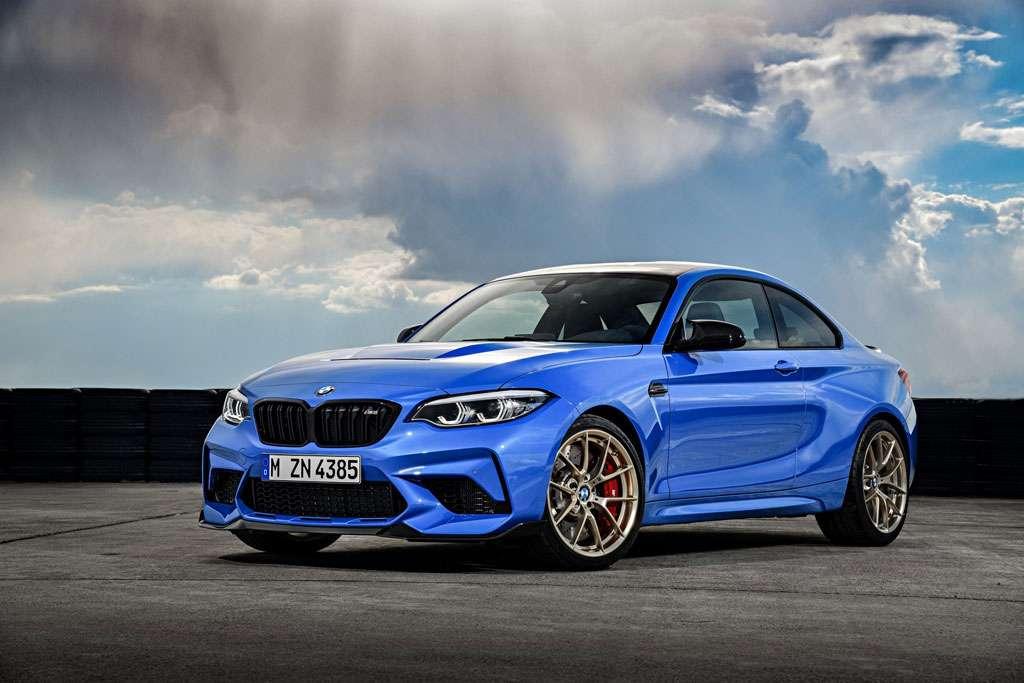 BMW Luncurkan Mobil Spesial di IIMS 2021