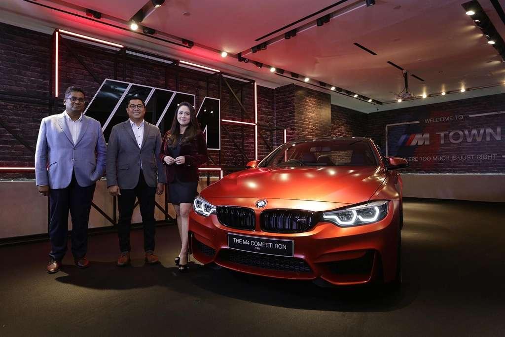 BMW Buka Outlet M Town di Eurokars Gallery Plaza Indonesia