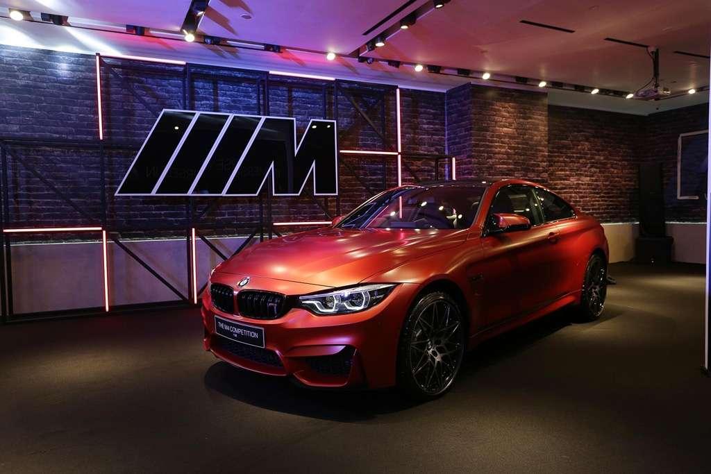 BMW M4 Competition Dibanderol Rp 2,3 Miliar, Apa Istimewanya?