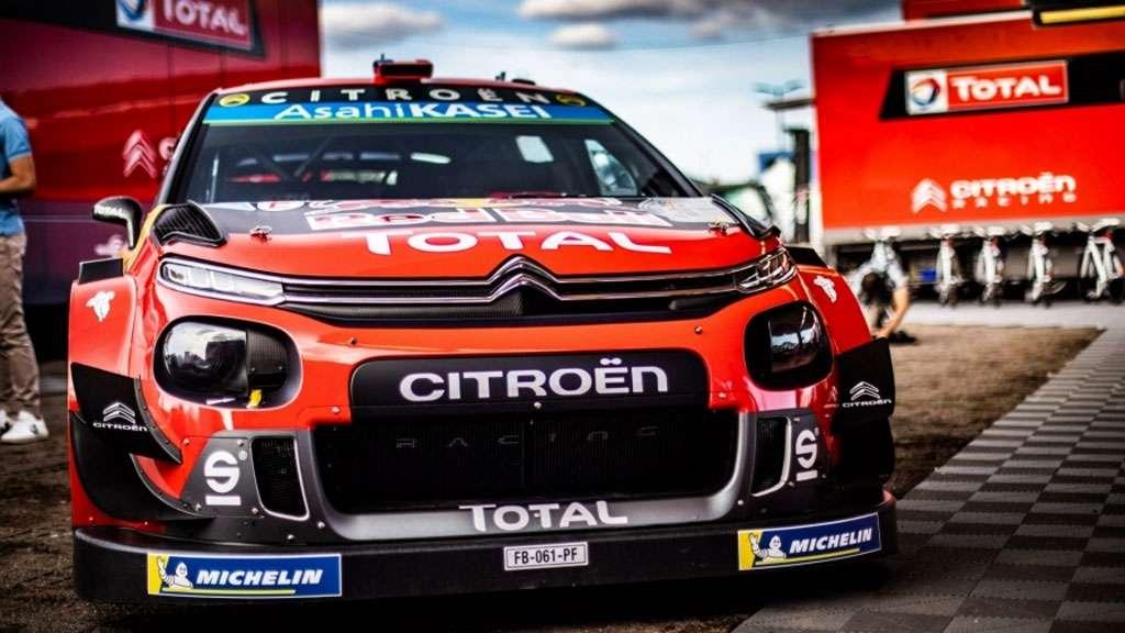 Citroen Tiba-Tiba Umumkan Mundur dari WRC Tahun Depan