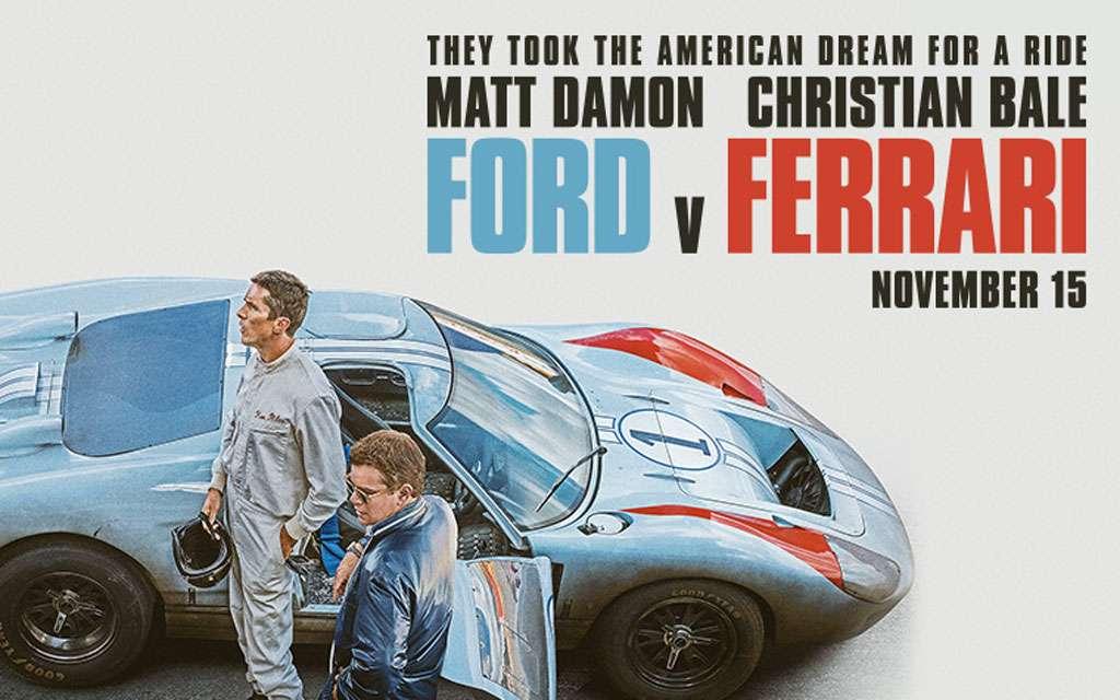 Ford v Ferrari: Kisah Ford GT40 Balas Dendam dan Taklukkan Ferrari