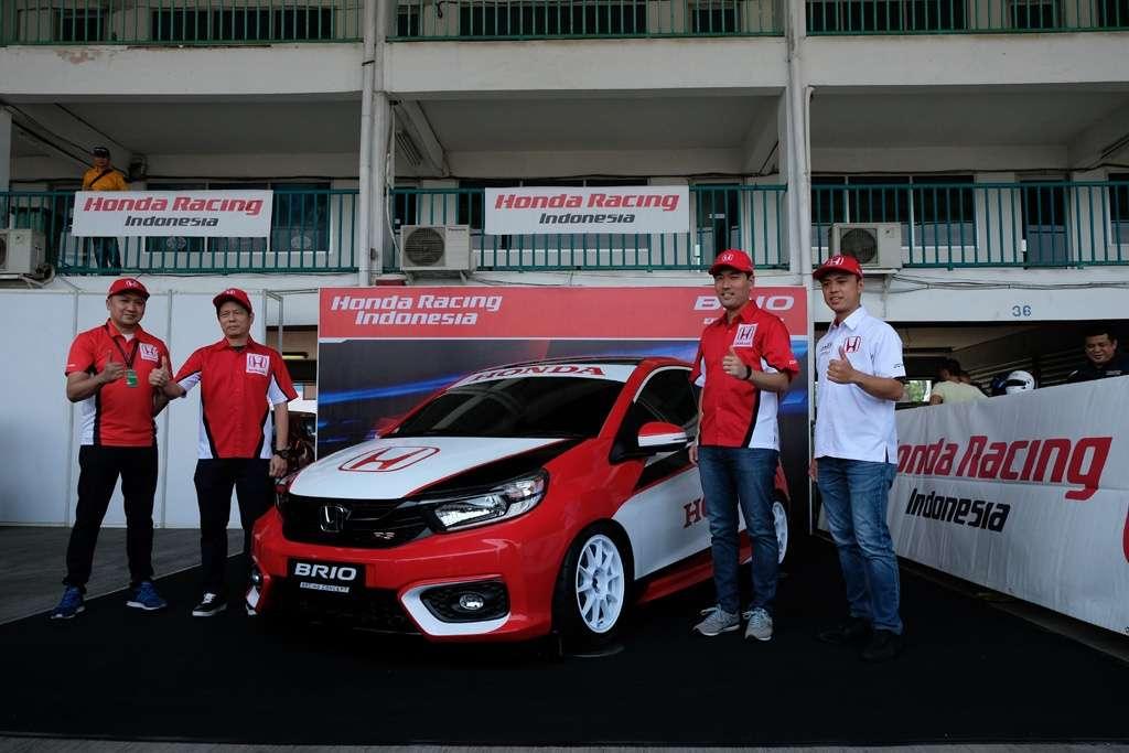 Turun di ITRC 1200 Musim 2020, Honda Racing Indonesia Gunakan Brio