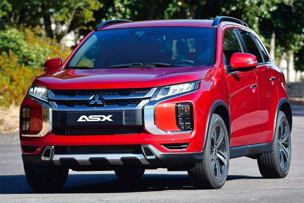 Mitsubishi Outlander Sport 2020, Makin Keren dan Pilihan Mesin Baru