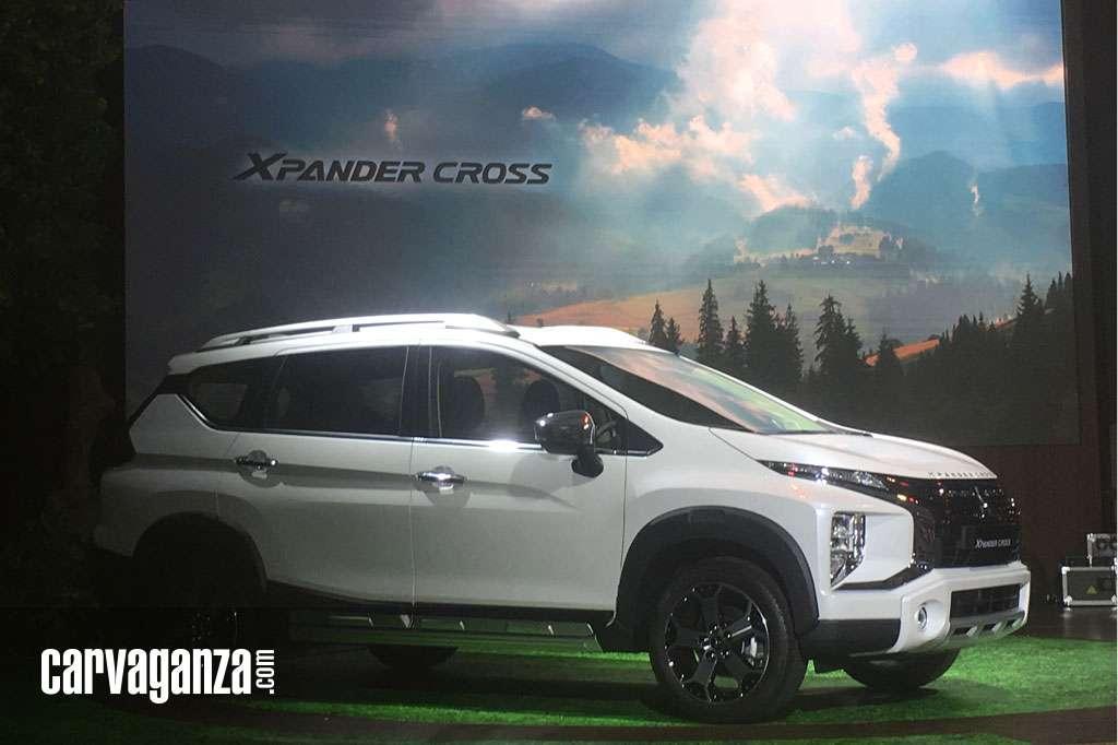 Mitsubishi Xpander Cross Meluncur, Ini Daftar Harga Lengkapnya