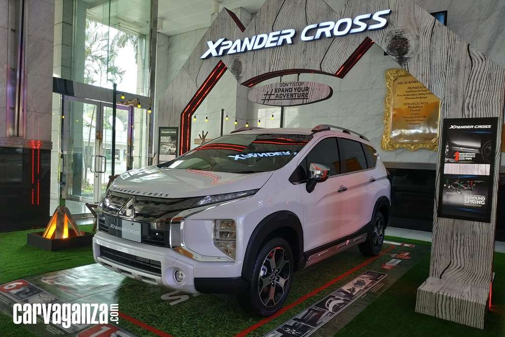 Mitsubishi Xpander Cross Bidik Penjualan 2.000 Unit Per Bulan
