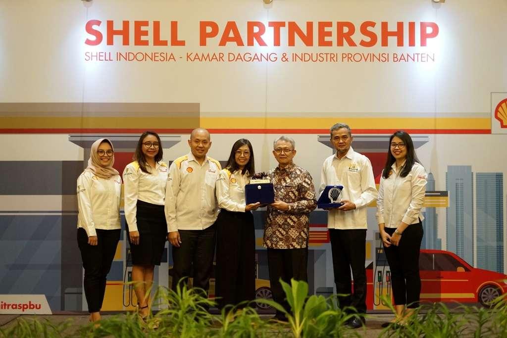 Kembangkan Bisnis SPBU, Shell Gandeng Kadin Banten