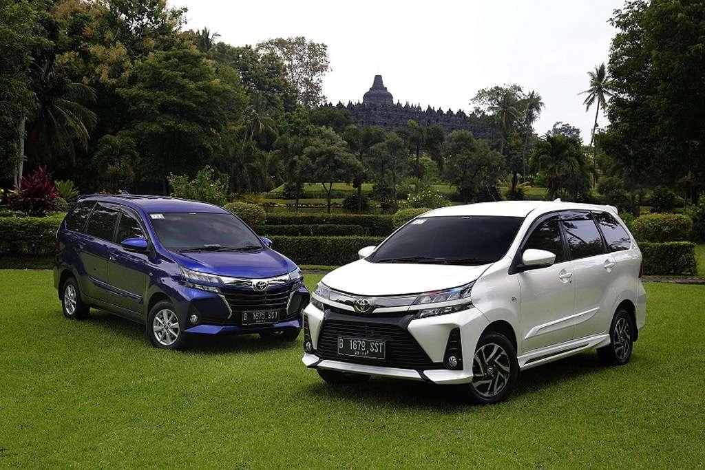 Dihajar COVID-19, Penjualan Toyota dan Daihatsu Masih Dominan