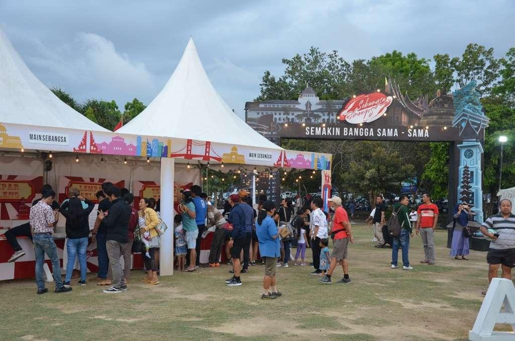 Festival Avanza-Veloz Sebangsa Sapa Masyarakat Pulau Dewata