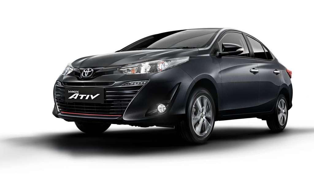 Toyota Yaris Sedan Gunakan Mesin 1.2L Baru