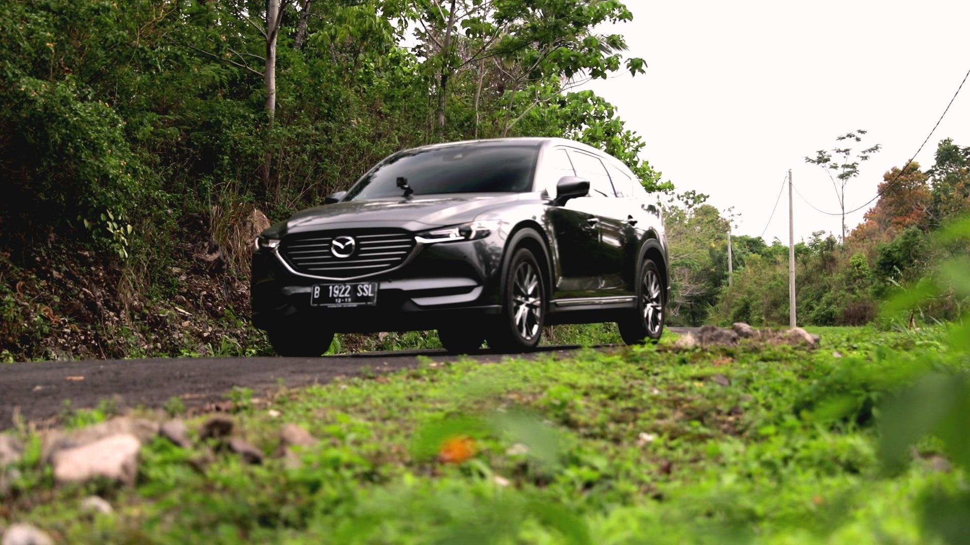 Menikmati Keindahan Alam Priangan Bersama All-New Mazda CX-8 (Bagian 2)