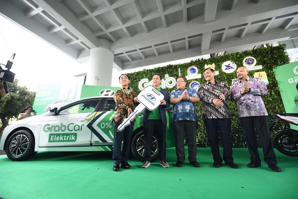 Mobil Listrik Hyundai Ioniq Electric Jadi Armada Grab Mulai Tahun Depan Carvaganza Com