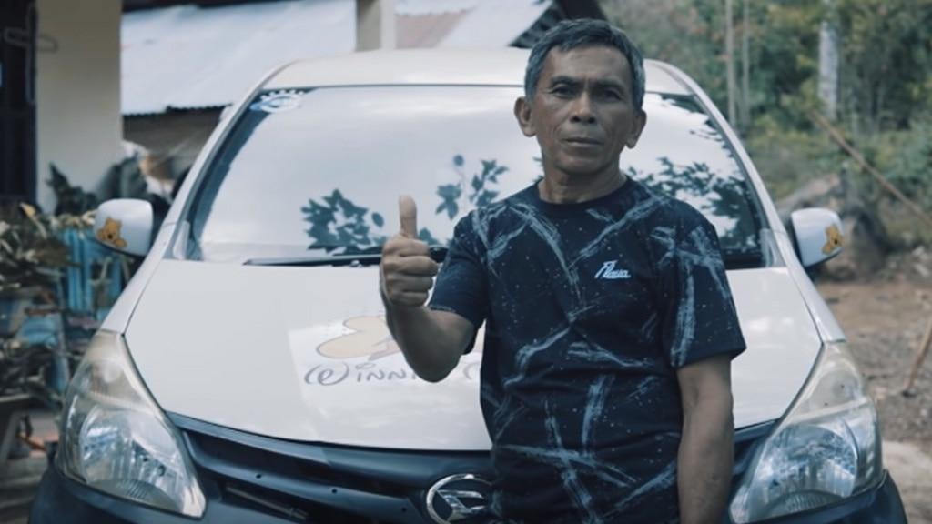 Setia Gunakan Daihatsu, Djody Dihadiahi Jalan-Jalan ke Jepang