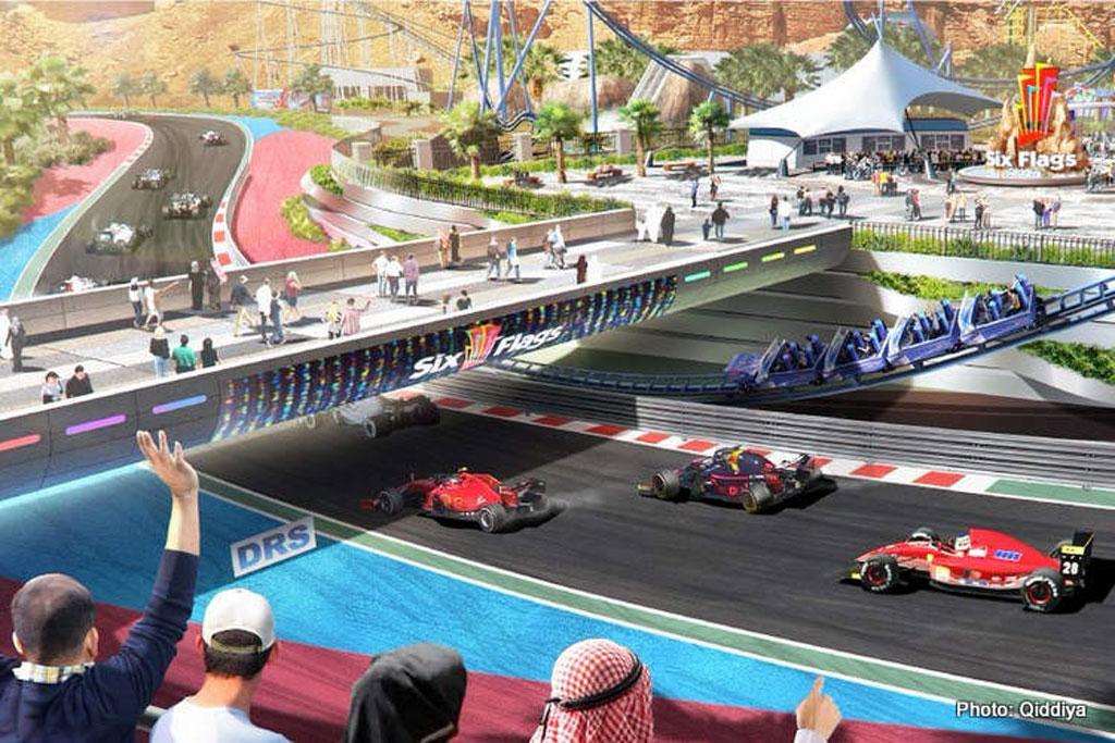 Resmi! Arab Saudi Gelar Balap Malam F1 Mulai 2021