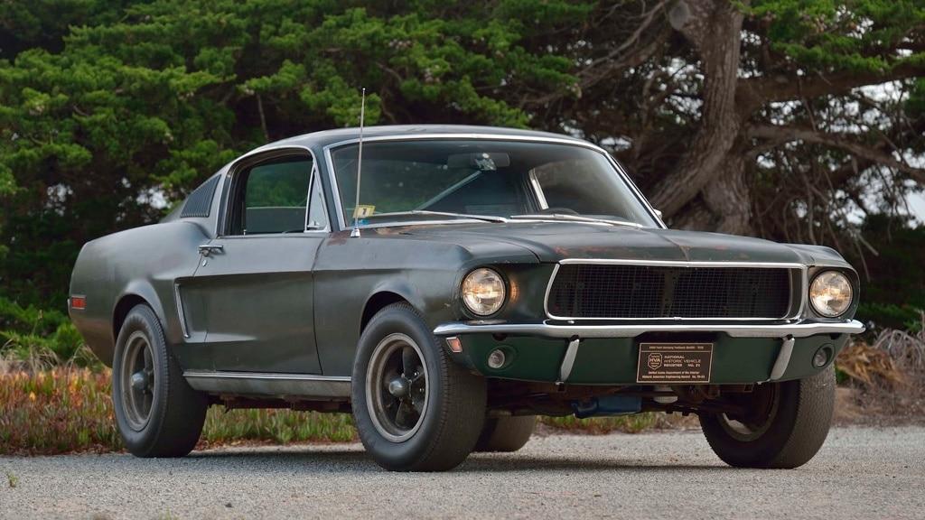 Ford Mustang Karatan Terjual Rp 51 Miliar, Ini Rahasianya