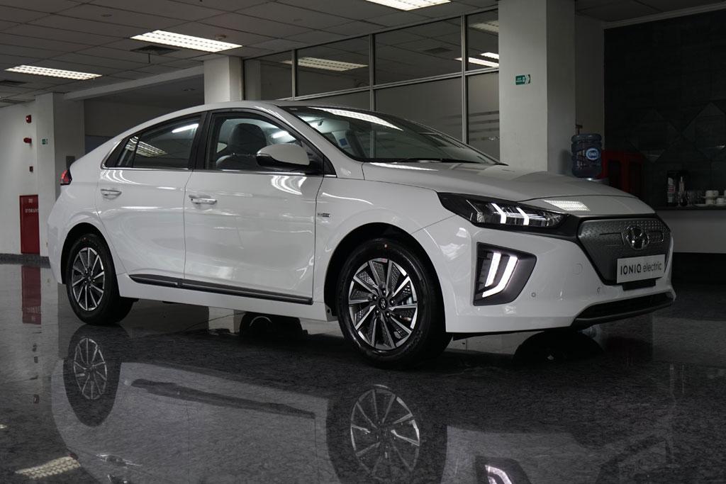 Hyundai Rilis Ioniq Electric di Indonesia, Mobil Listrik Termurah