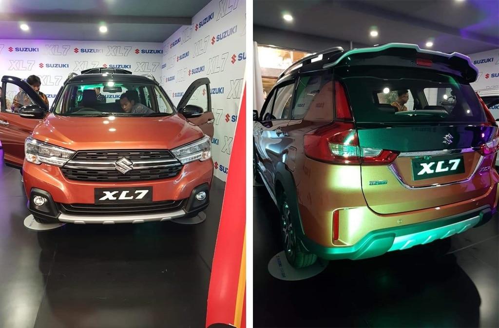 Suzuki XL7 Segera Meluncur, Daihatsu: Kami Tak Ambil Pusing