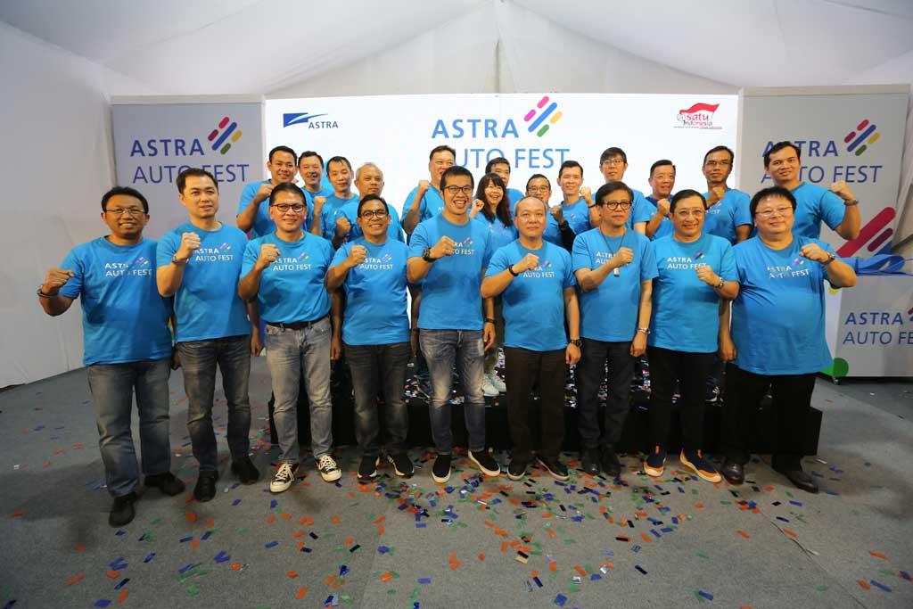 Astra Auto Fest 2020 Resmi Dibuka, Penuh Tawaran Menarik