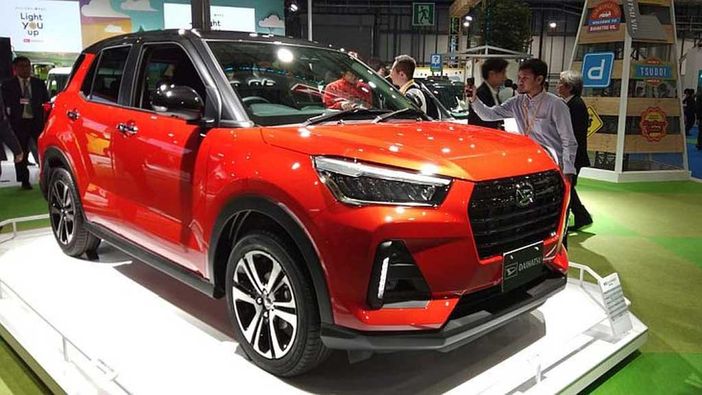 Daihatsu Rocky Diisukan Masuk Pasar Indonesia, Ini Kata ADM