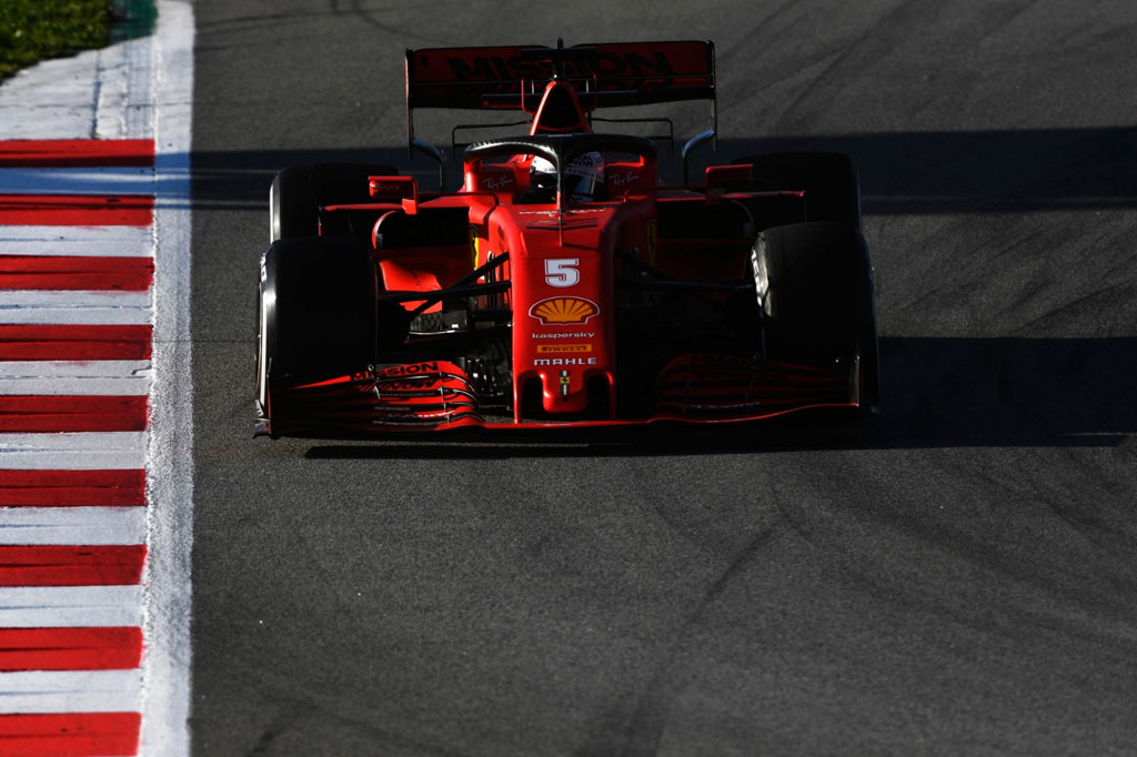 Scuderia Ferrari SF1000