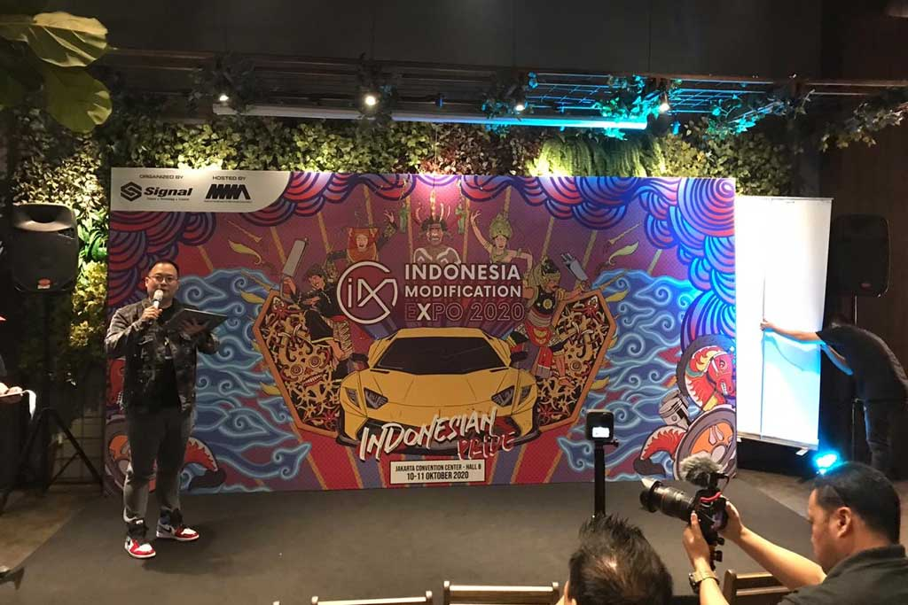 IMX 2020 Dukung Produk Aftermarket Indonesia ke Arena International
