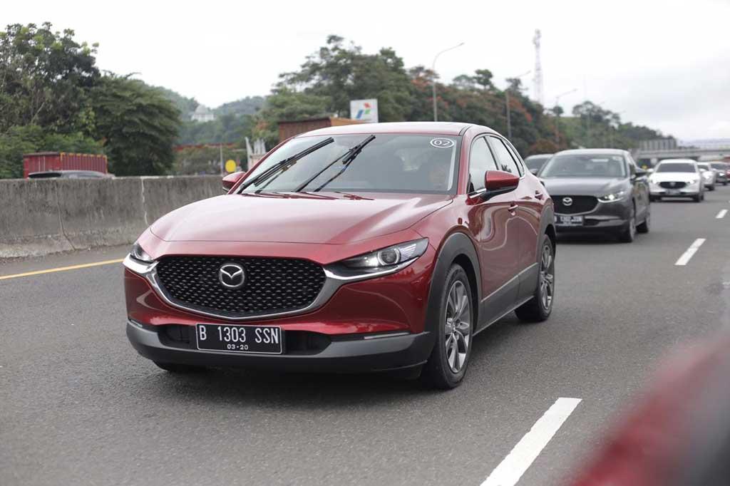 TEST DRIVE: Mazda CX-30 Memang Beda!