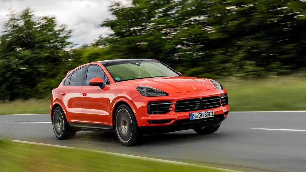 Besok, Porsche Cayenne Coupe Siap Meluncur di Indonesia