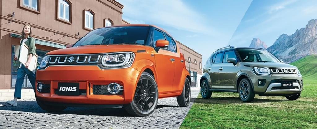 Suzuki Ignis Facelift Meluncur Bertampang Semakin 'SUV'