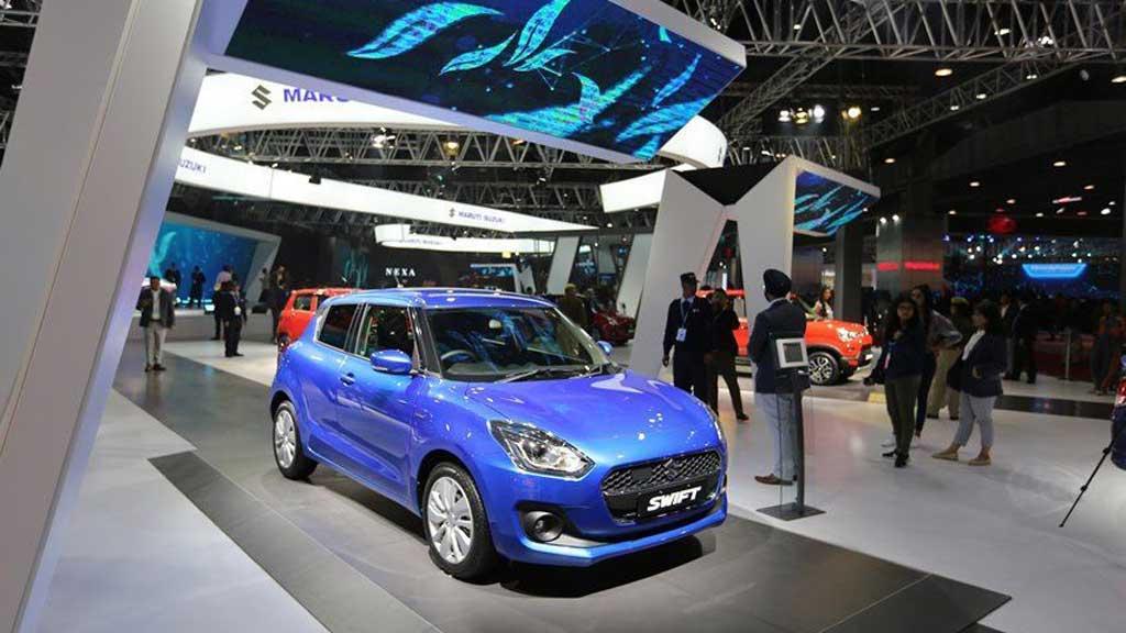 Cek Ombak, Suzuki Perkenalkan Swift Hybrid di India