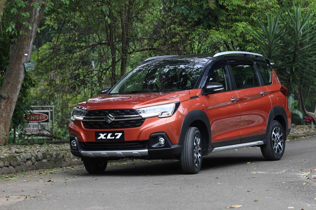 FIRST DRIVE: Suzuki XL7, Kombinasi Nilai SUV dan MPV