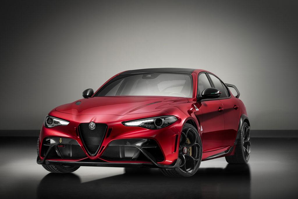 Lebih Ganas dari M3, Ini Sedan Alfa Romeo Paling Buas