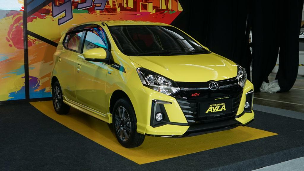 Kelebihan dan Kekurangan New Daihatsu Ayla