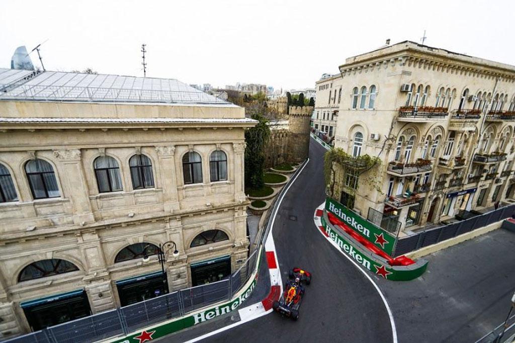 F1 Azerbaijan Resmi Ditunda, Musim 2020 Semakin Mundur