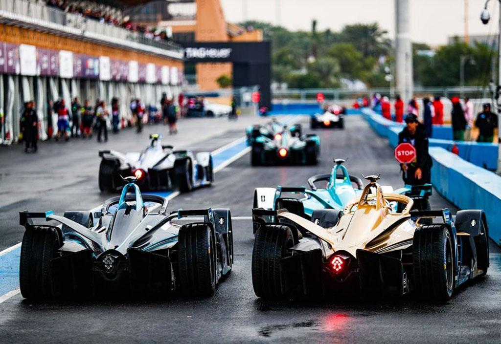 Libur Balapan, Sirkuit Formula E Jadi Rumah Sakit