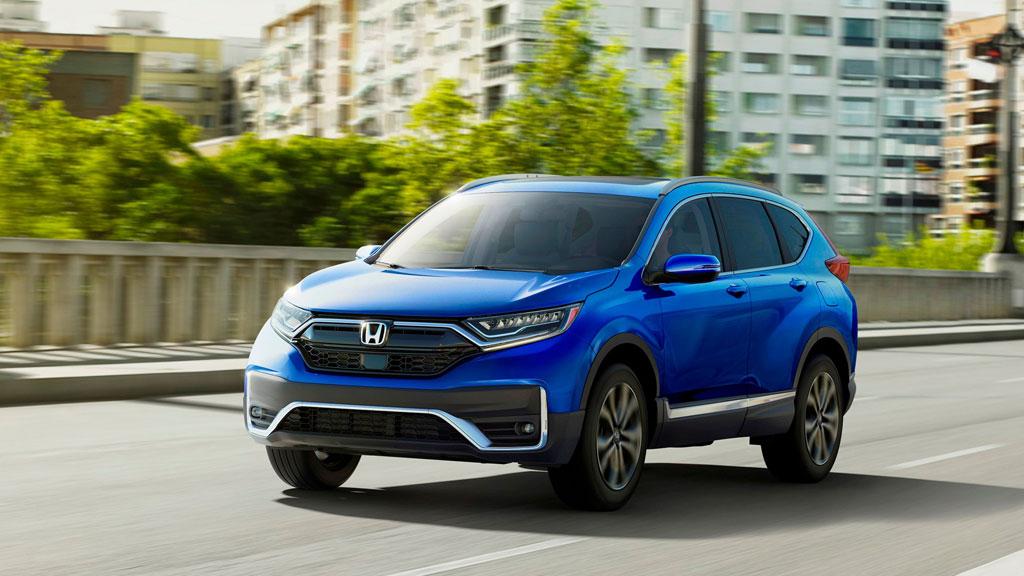 Menebak Harga Honda CR-V Facelift di Indonesia Jelang Peluncuran
