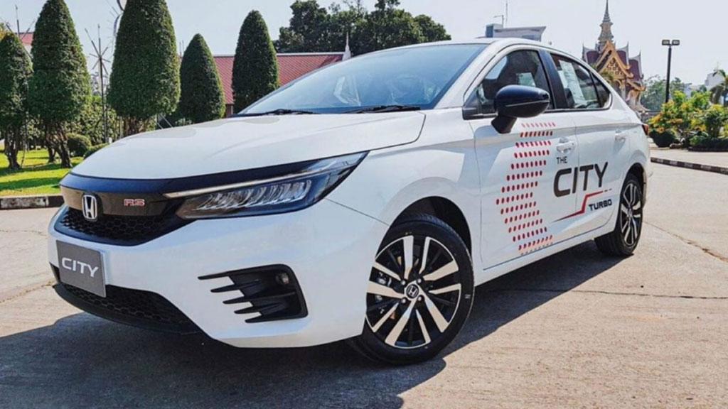 Virus Corona Tunda Peluncuran Honda City Anyar di India