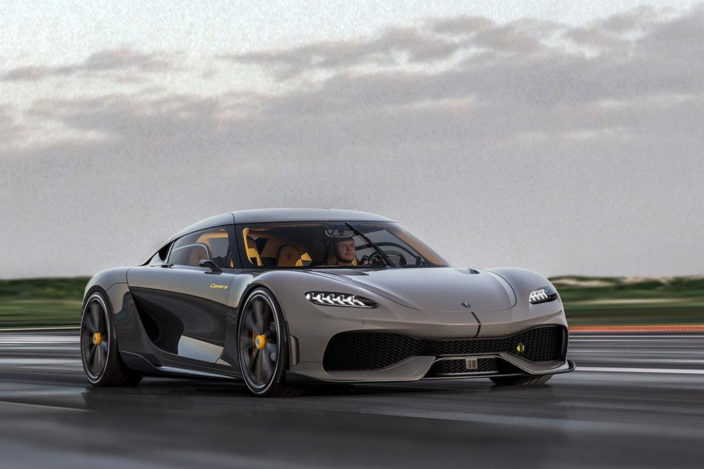 Koenigsegg Gemera, Hypercar untuk Keluarga Bermesin 3 Silinder