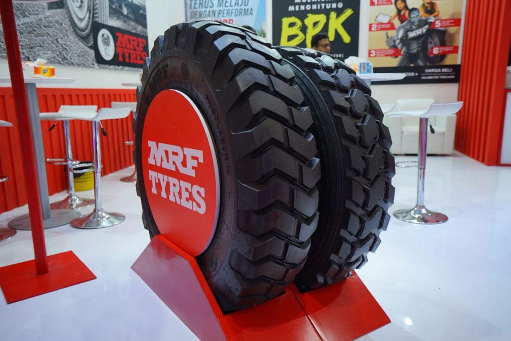 MRF Tyres Kampanyekan Perawatan Ban yang Aman dan Efisien